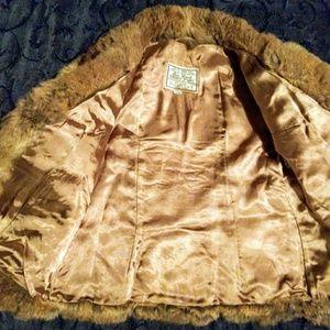 Vintage Jackets & Coats - 1950s Vintage fur jacket.